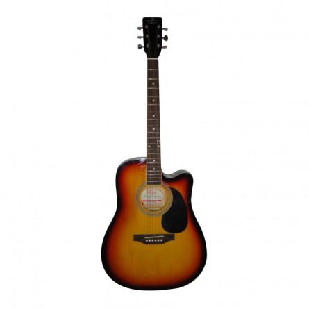 Pluto HW41CE 101 SB Acoustic Guitar Sunburst