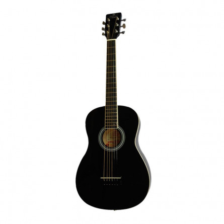 Pluto HW41CE 101SP BK Acoustic Guitar Black