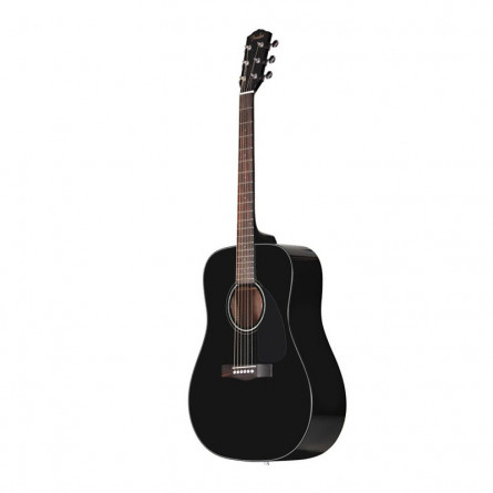 Fender CD 60 BLK Acoustic Guitar Black