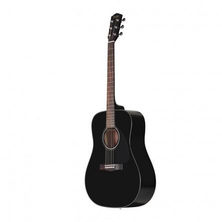 Fender CD 60 BLK Acoustic Guitar Black