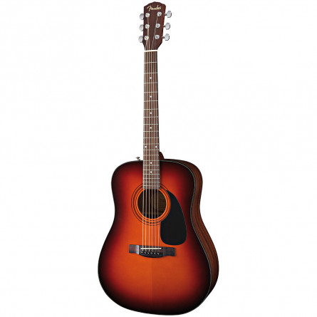 Fender CD 60 SB Acoustic Guitar Sunburst