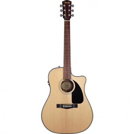 Fender CD 100CE NAT Semi Acoustic Guitar Natural