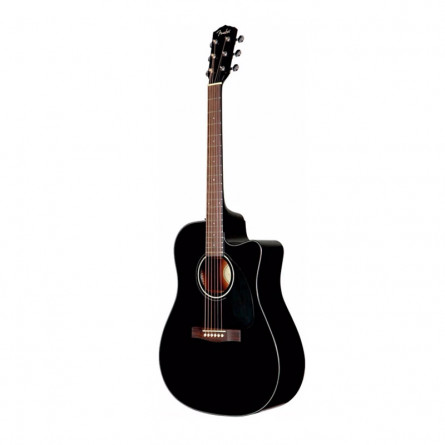 Fender CD 140SCE BK Semi Acoustic Guitar Black