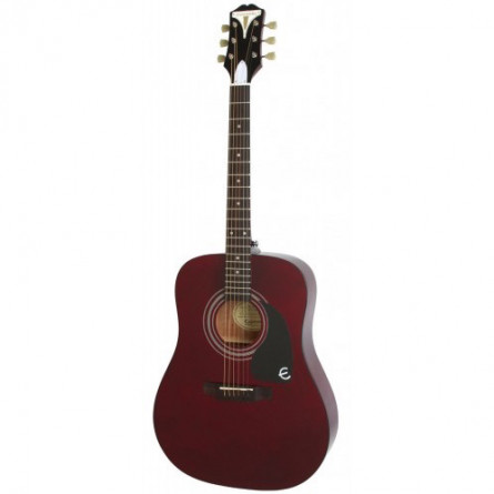 Epiphone PRO 1 EAPRWRCH1 Acoustic Guitar Wine Red