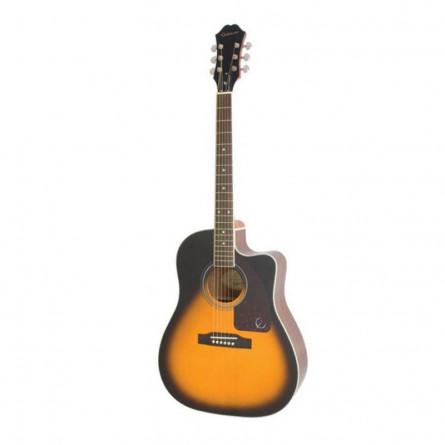 Epiphone AJ 220S Acoustic Guitar Vintage Sunburst