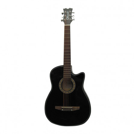 Granada PRS 1 Medium Acoustic Guitar Black