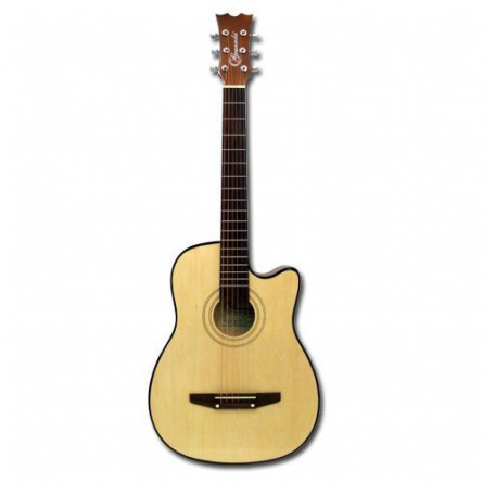 Granada PRS 1 Medium Acoustic Guitar Natural