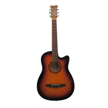 Granada PRS 1 Medium Acoustic Guitar Vintage Sunburst