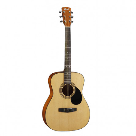 Cort AF510E OP Semi Acoustic Guitar Open Pore Natural