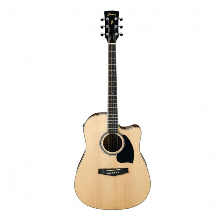 Ibanez PF15ECE NT Semi Acoustic Guitar Natural