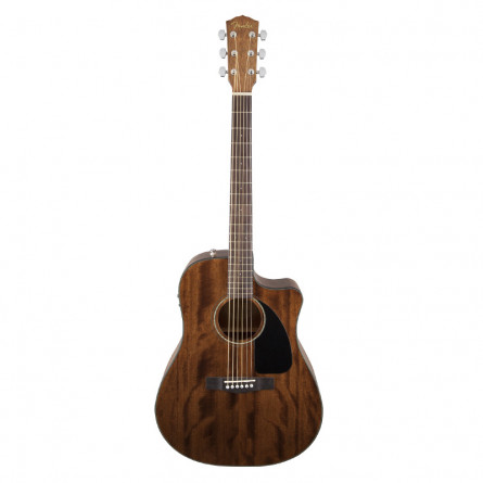 Fender CD 60CE MH Semi Acoustic Guitar Mahogany