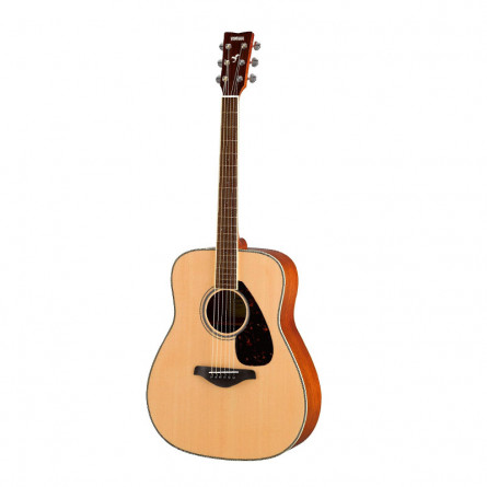 Yamaha FG 820 Acoustic Guitar Natural