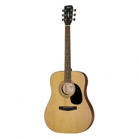 Cort AD810E OP Semi Acoustic Guitar Open Pore
