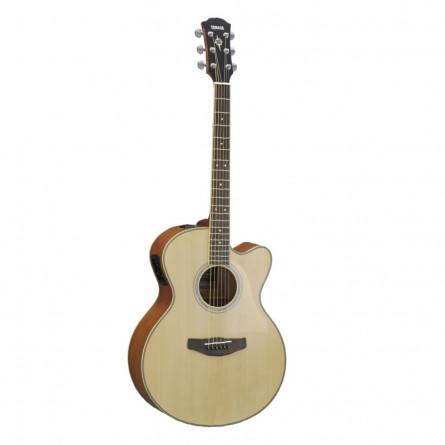 Yamaha CPX 500 Semi Acoustic Guitar Natural