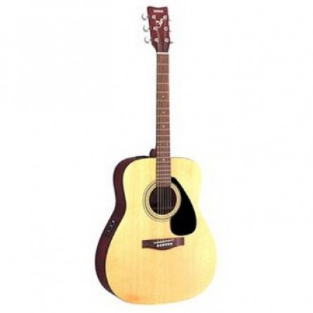 Yamaha FX310A NAT Semi Acoustic Guitar Natural