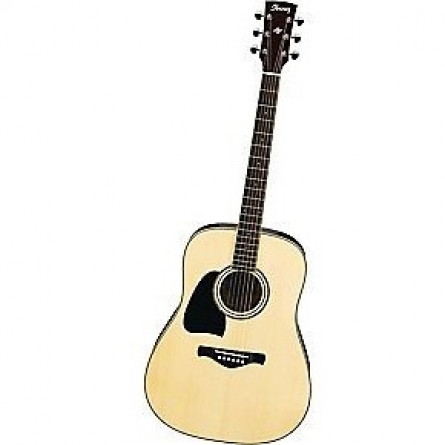 Ibanez AW300 LECE Semi Acoustic Guitar Lefty Natural