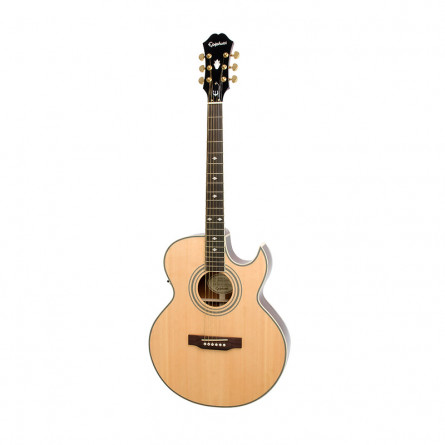 Epiphone PR 5E Acoustic Guitar Natural EEP5NAGH1