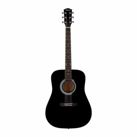 Fender Squier SA 105 BK Acoustic Guitar Black