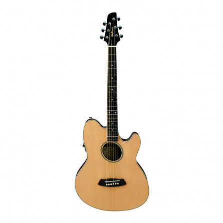 Ibanez TCY10E NT Semi Acoustic Guitar Natural