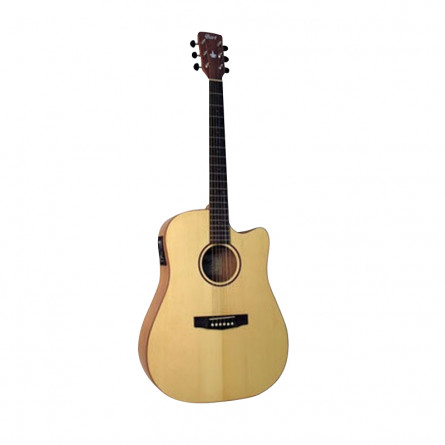 Cort Earth Grand CF Semi Acoustic Guitar