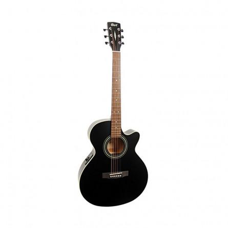 Cort SFX ME BKS Semi Acoustic Guitar Black