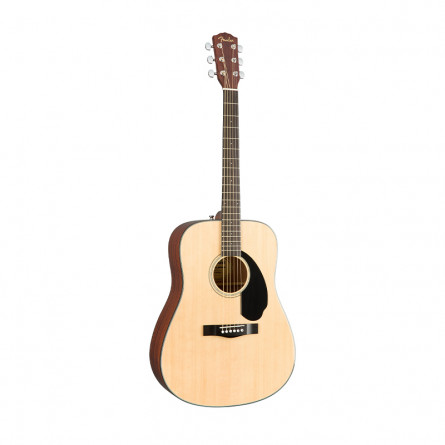 Fender CD 60S NAT Acoustic Guitar Natural