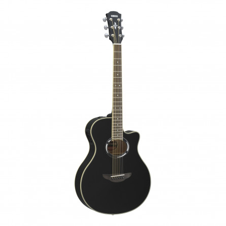 Yamaha APX 500III Semi Acoustic Guitar Black