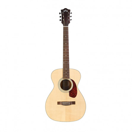 Guild M-240E Semi Acoustic Guitar with AP-1 Pickup Natural