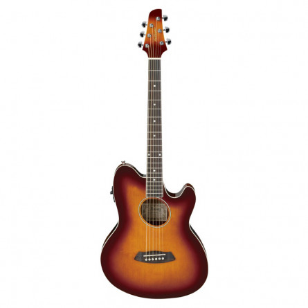 Ibanez TCY10E AVS Semi Acoustic Guitar Antique Violin Sunburst