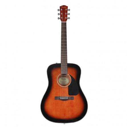 Fender CD60 Acoustic Guitar Pack Sunburst