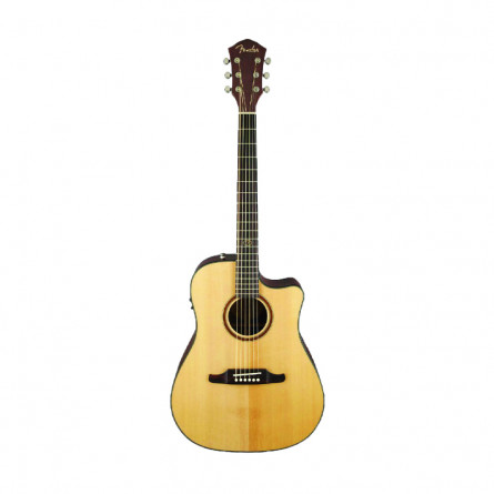 Fender F 1000CE Semi Acoustic Guitar Natural