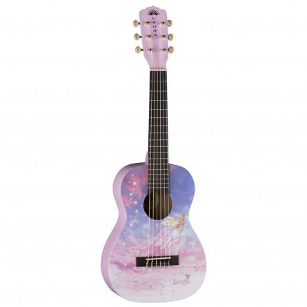 Luna Aurora 12 Acoustic Guitar Nylon Faerie
