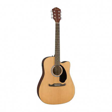 Fender FA 125CE-NAT Semi Acoustic Guitar Natural