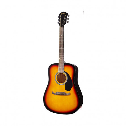 Fender FA 125 SB Acoustic Guitar Sunburst
