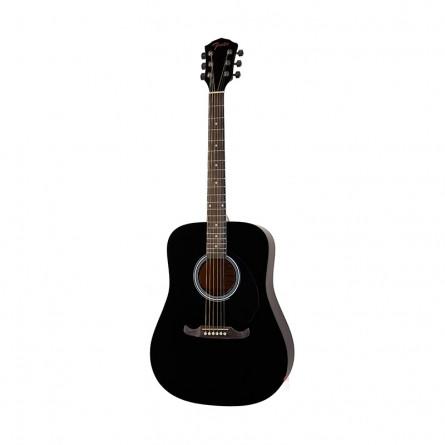Fender FA 125 BK Acoustic Guitar Black