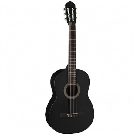Cort AC 100 BKS Classical Guitar Black Satin