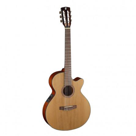 Cort CEC5 NAT Semi Classical Guitar Natural