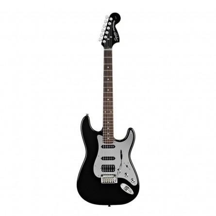 Fender Standard Fat Stratocaster Special ED Electric Guitar Black Mirror