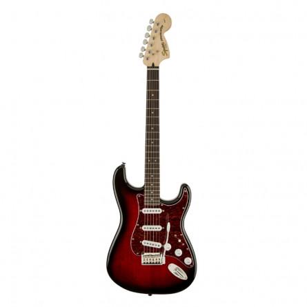 Fender SquierStandard Stratocaster Electric Guitar Rosewood Fretboard Antique Burst