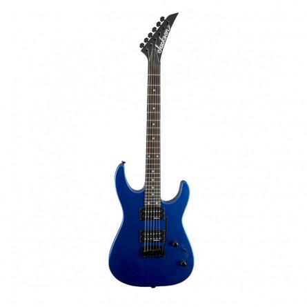 Jackson Dinky JS 12 MBR Electric Guitar Metallic Blue