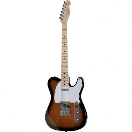 Fender Squier Telecaster Electric Guitar Maple Fretboard 2TS