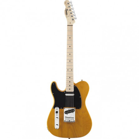 Fender Squier Affinity Telecaster Special Maple Fretboard  S S  Butterscotch Blonde