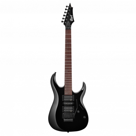 Cort X250 BK Electric Guitar Black