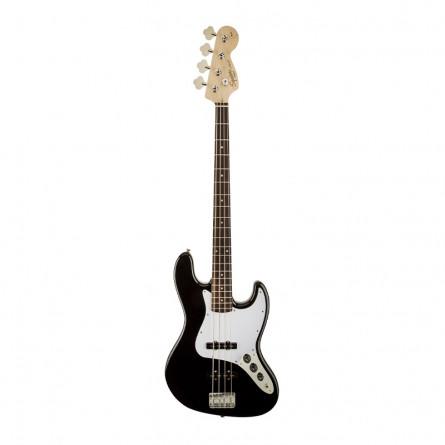 Fender Squier Affinity Jazz Bass Guitar Rosewood Fretboard Black