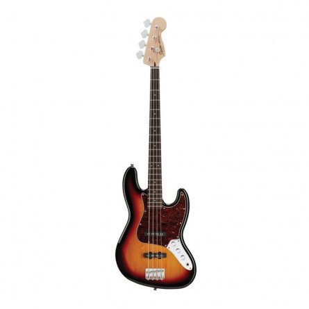 Fender Squier Vintage Modified Jazz Bass 3 Tone Sunburst