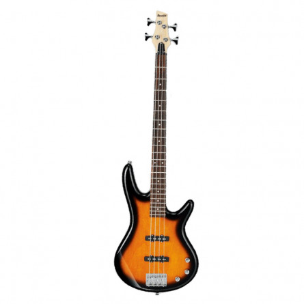 Ibanez GSR180 BS Electric Bass Guitar Brown Sunburst