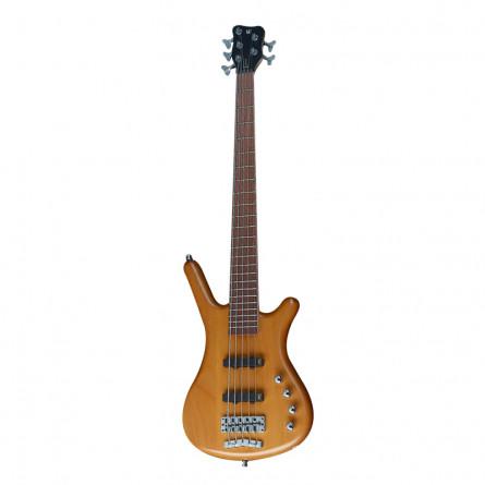 Warwick RockBass Corvette Basic 5 String  Honey Violin Transparent Satin
