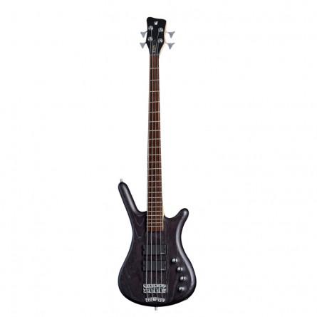 Warwick RockBass Corvette $$ 4 String Nirvana Black Transparent Satin