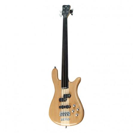 Warwick RockBass Streamer NT I 5 String Honey Violin Transparent High Polish
