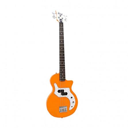 Orange O Bass 4 String Bass Guitar Orange